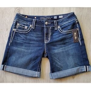 Miss me Jean's Shorts Size 30 NWT